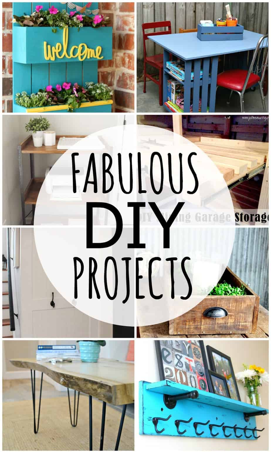 Fabulous DIY Projects