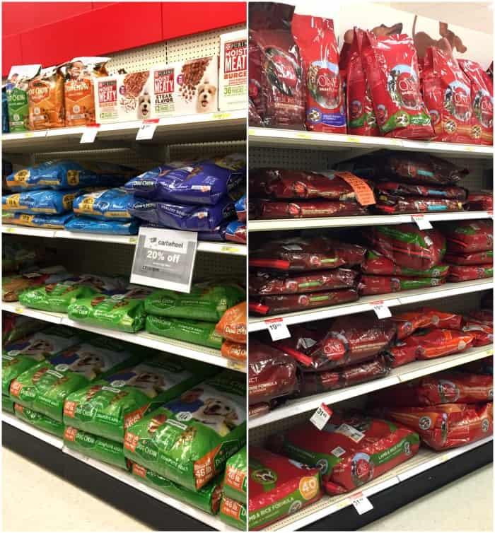 Purina Dog Food Target