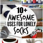 Uses for lonely socks