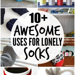 10+ Awesome Uses for lonely Socks