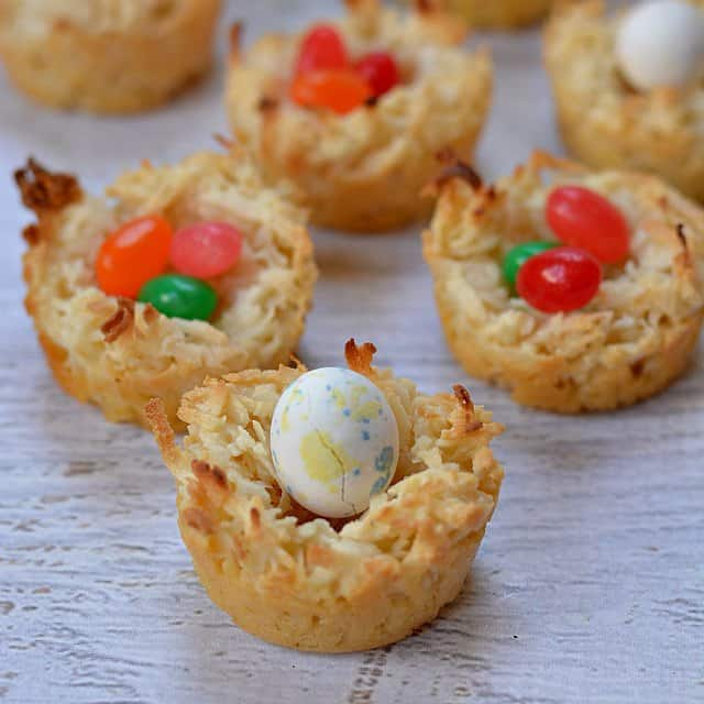 Coconut-Easter-Nest-Cookies