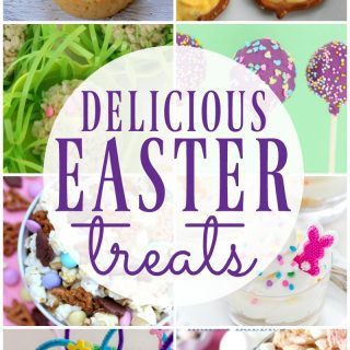 Delicious Easter Treats {Create Link Inspire Party}