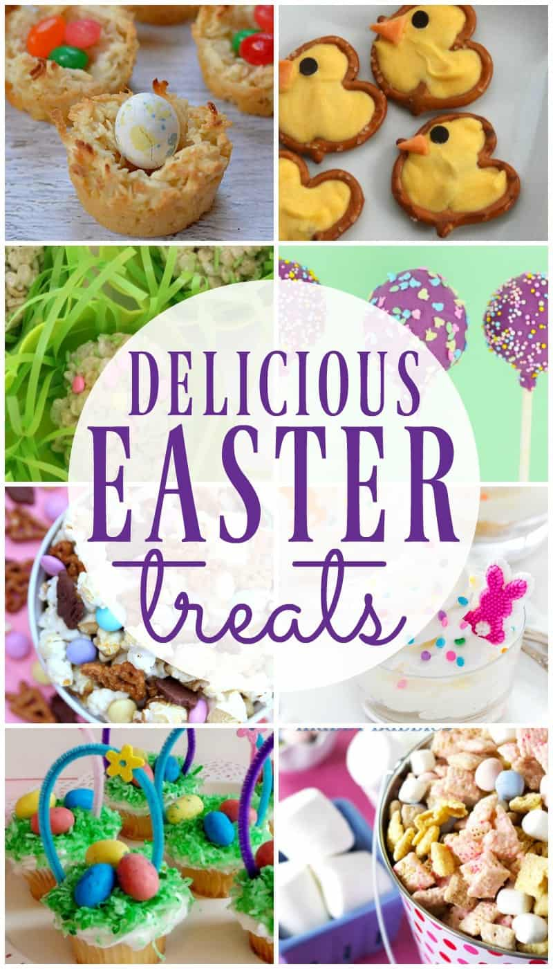 Delicious Easter Treats