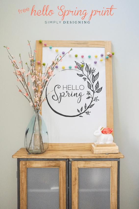 Free-Large-Hello-Spring-Print