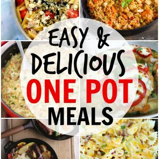 Delicious One Pot Meals {Create Link Inspire Party}