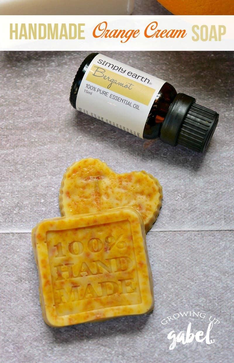 Orange-Cream-DIY-Soap