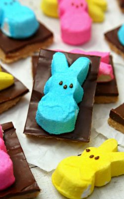 PEEPS S'mores Bars