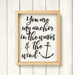 You are my anchor frame 1