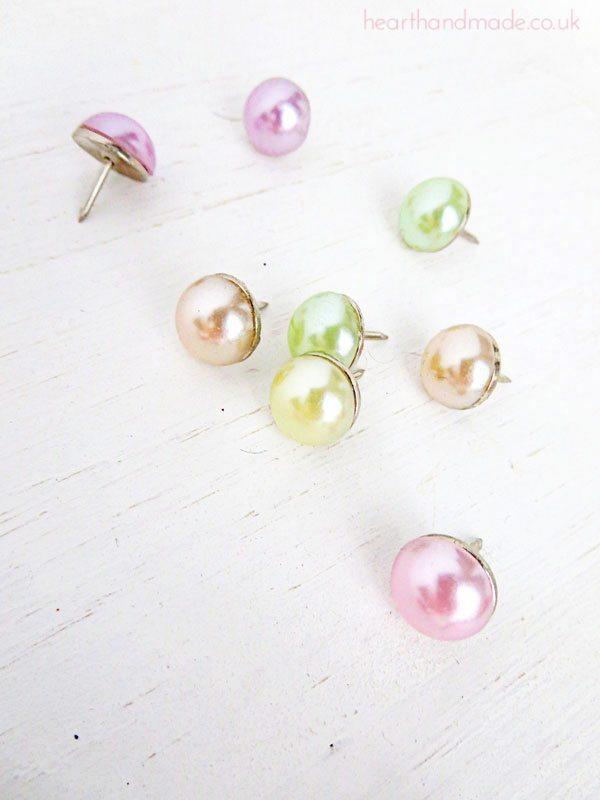 pearl-pins