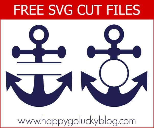Anchor SVG Files