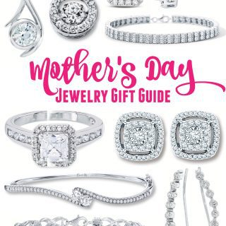 Make Her Mother's Day Sparkle {Jewelry Gift Guide}
