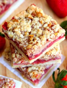 http://www.happygoluckyblog.com/wp-content/uploads/2017/05/Strawberry-Crumb-Bars-2-1-231x300.jpg