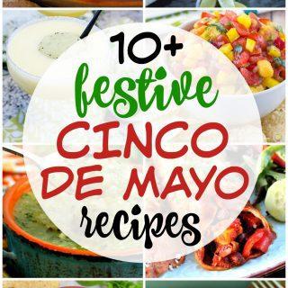 Cinco de Mayo Recipes {Create Link Inspire Party}