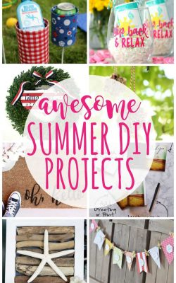 Awesome Summer DIY Projects