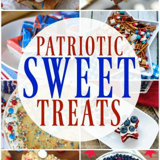 Patriotic Sweet Treats (Create Link Inspire Party}