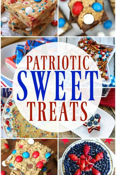 Patriotic Sweet Treats