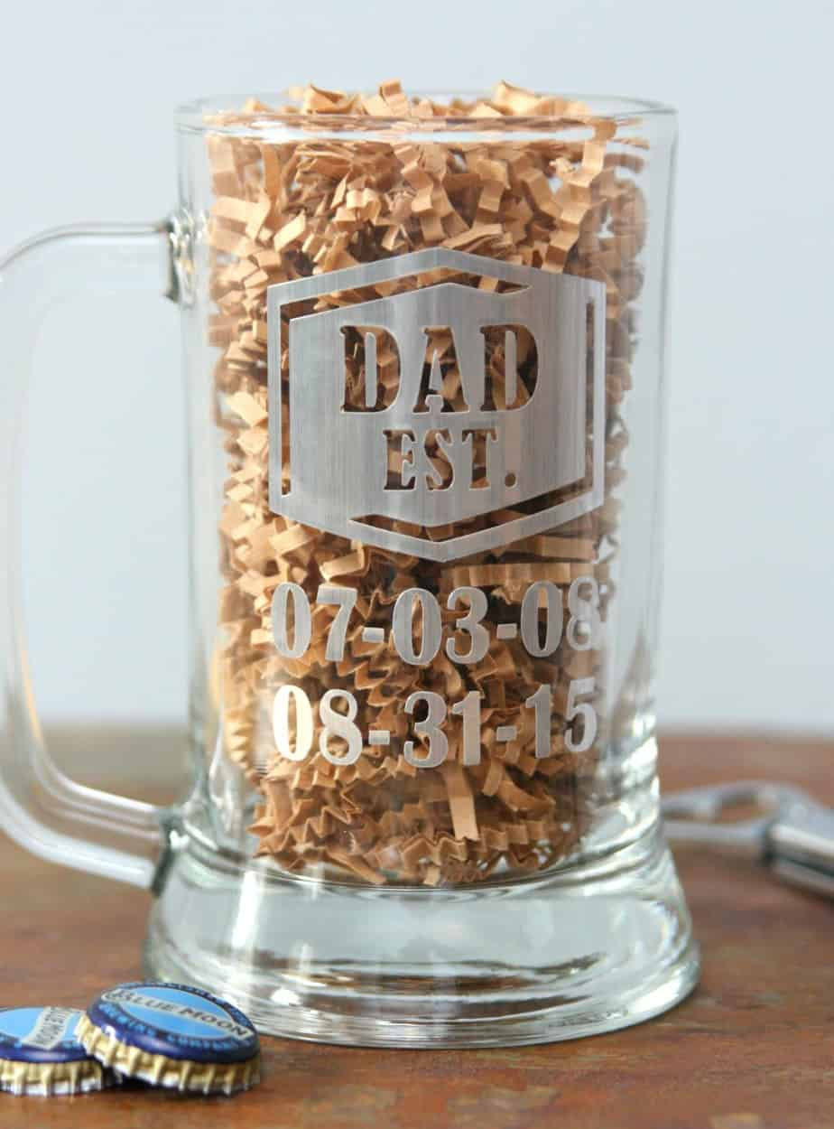 Personalized Gift for Dad 2