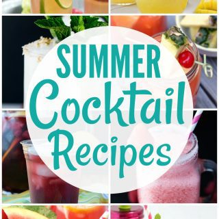 Summer Cocktail Recipes {Create Link Inspire Party}
