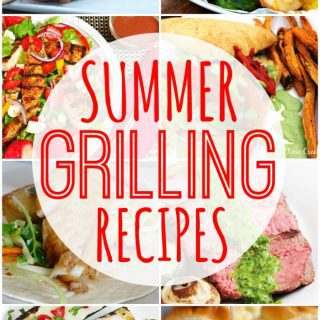 Summer Grilling Recipes {Create Link Inspire Party}