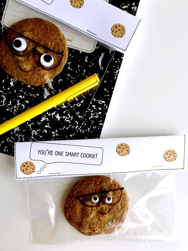 One-Smart-Cookie-free-printable