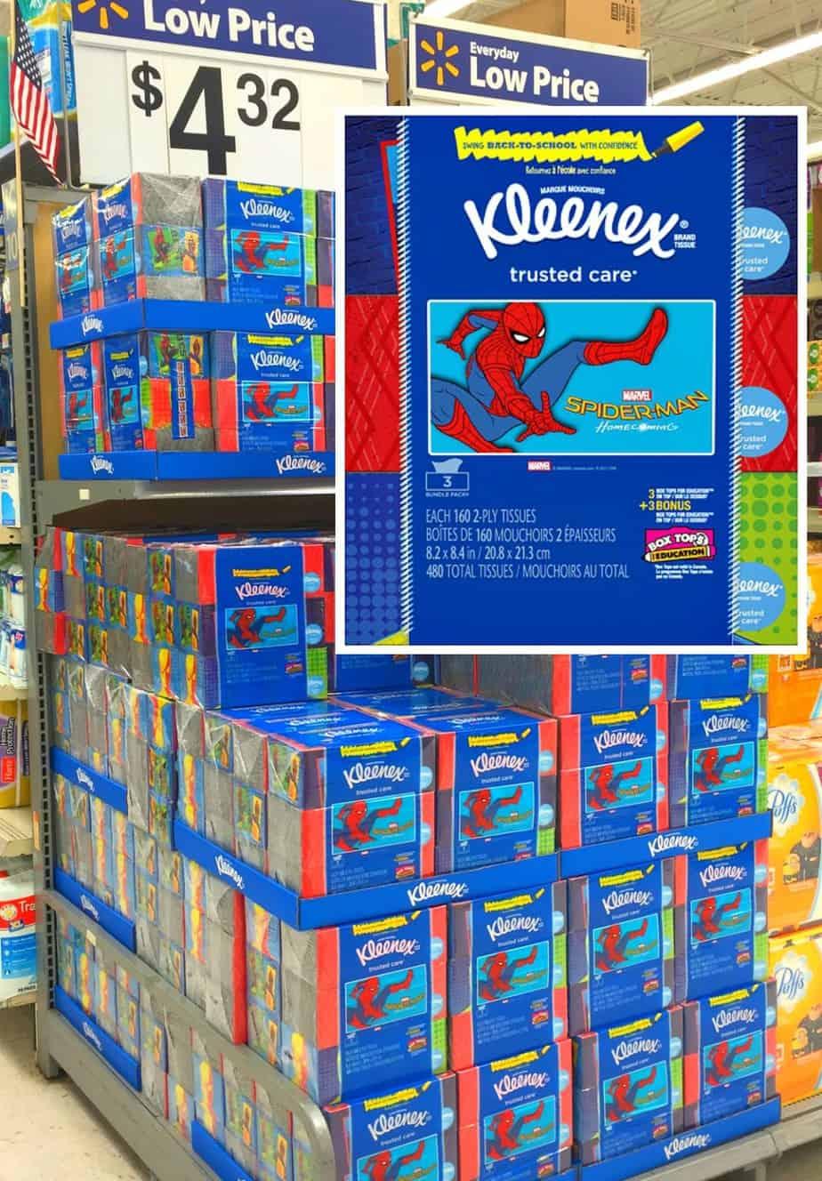 Superhero Kleenex 2