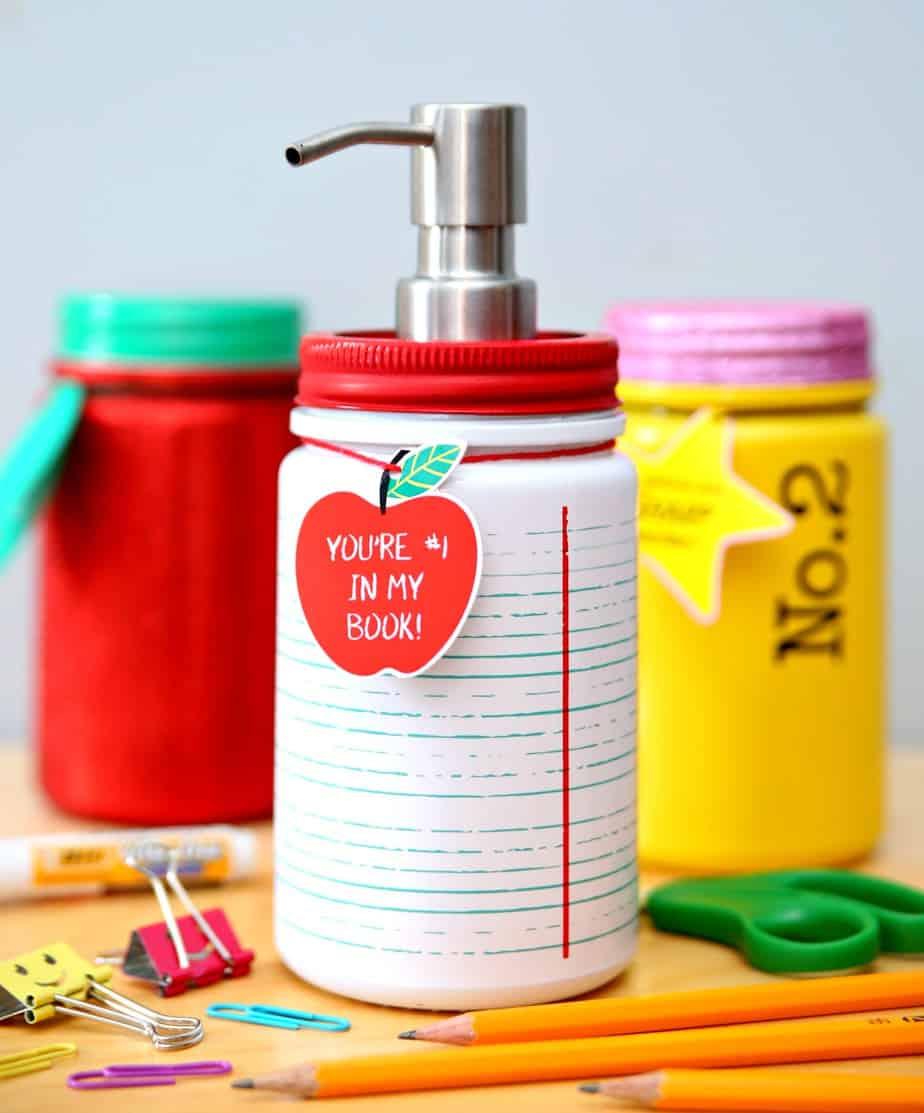 Teacher Hand Sanitizer