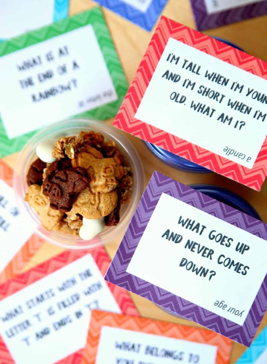Brain Teaser Lunchbox Notes 3