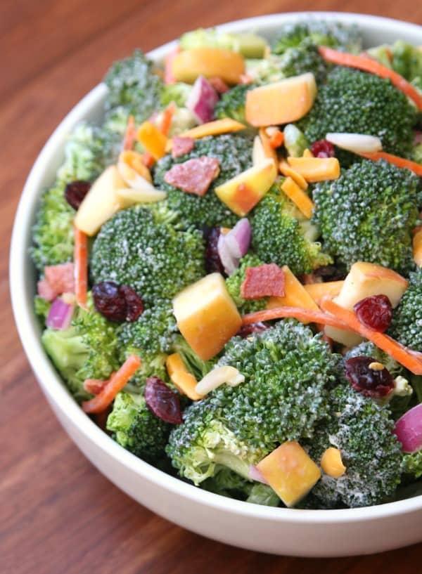 Broccoli-Apple-Salad