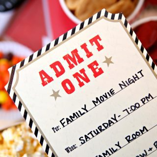 Tips for the Perfect Family Movie Night