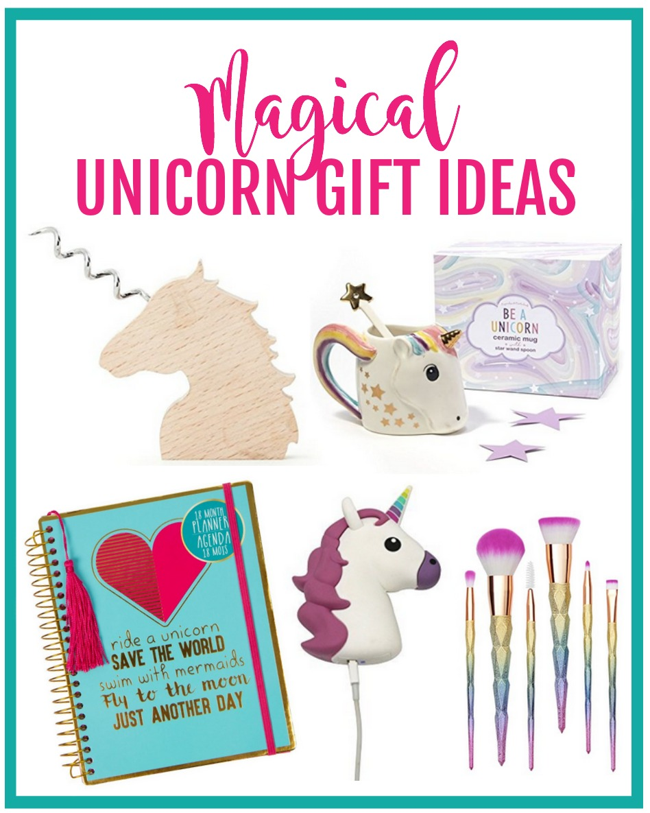 Magical unicorn gift ideas negle Gallery