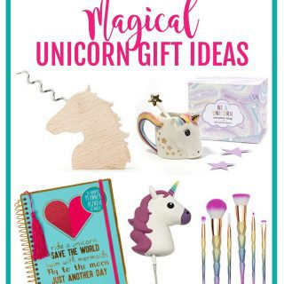 Magical Unicorn Gift Ideas