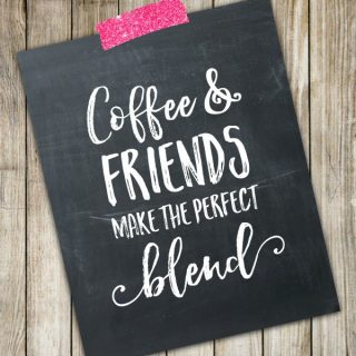 Take Five – 5 Fabulous Coffee Crafts