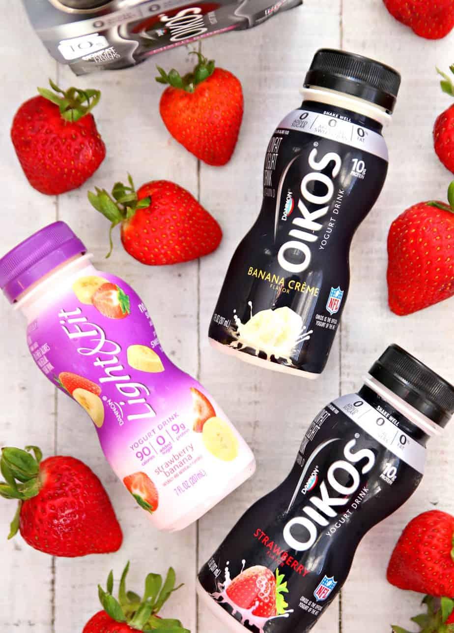 Dannon® Yogurt Drinks