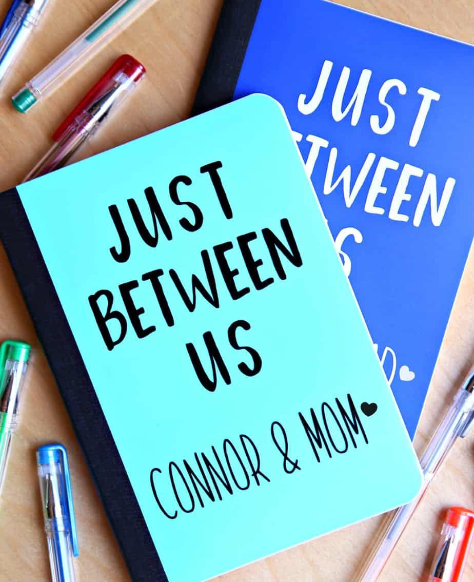 Just Between Us Journals
