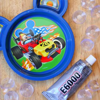 Mom Hack – DIY Suction Cup Dishes