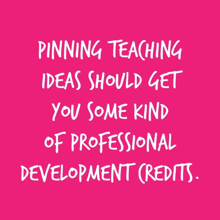 Teacher Pinterest Pink