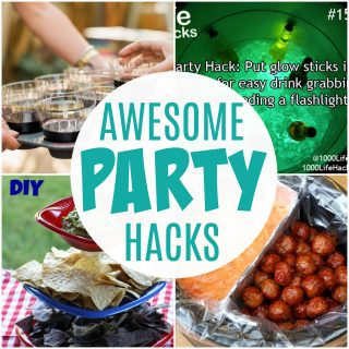 Take Five – 5 Awesome Party Hacks