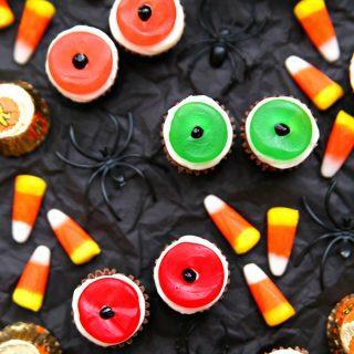 Halloween Monster Eye Candies