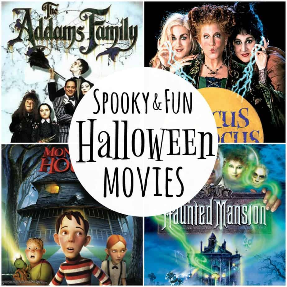 must-see family halloween movies