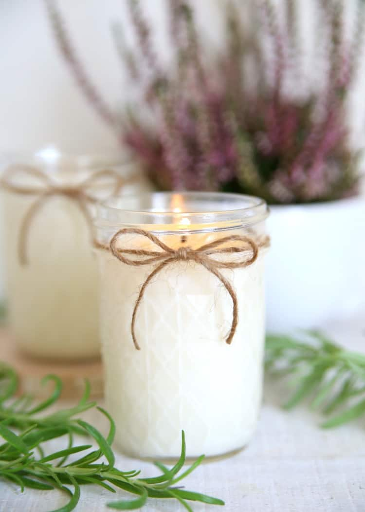 diy candles consumer crafts