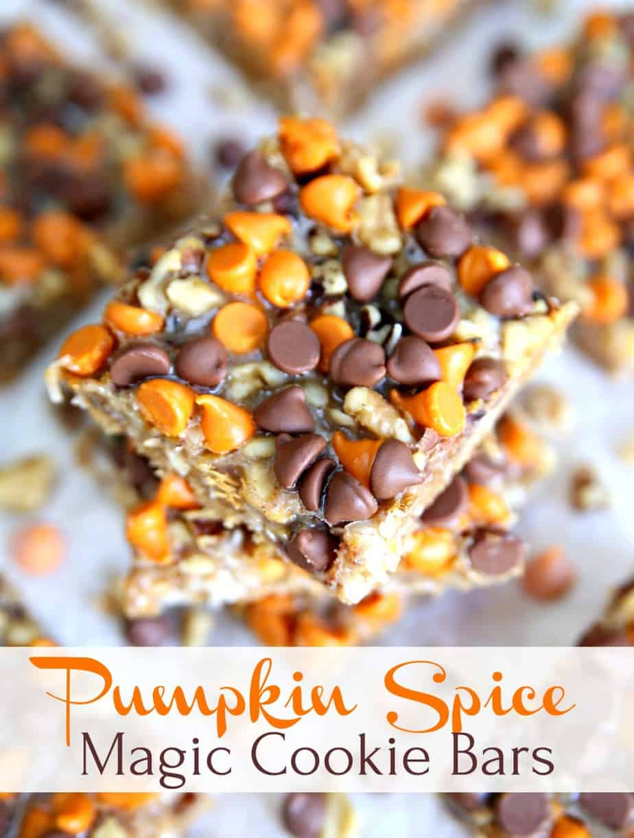 https://www.happygoluckyblog.com/wp-content/uploads/2017/10/Pumpkin-Spice-Magic-Cookie-Bars.jpg