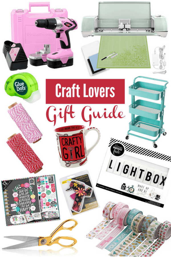 Craft Lover Gift Guide