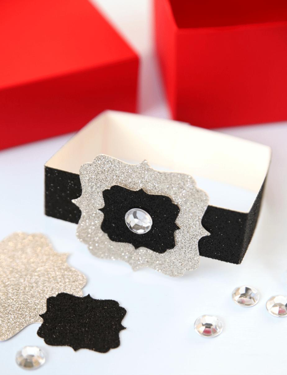 Santa Gift Boxes Santa's Belt
