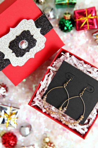 Santa Gift Box Christmas Gift Wrapping