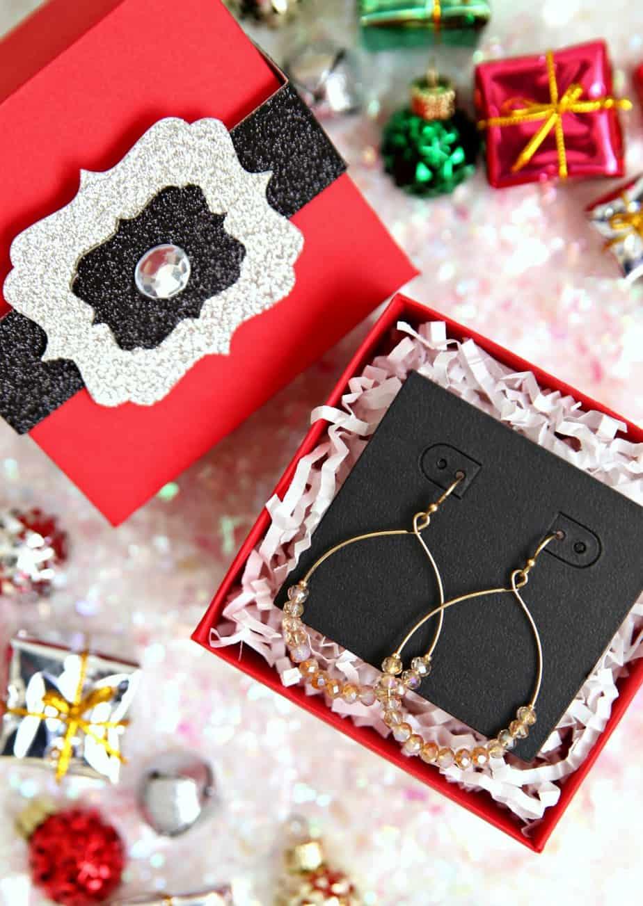 Santa Gift Boxes Christmas Gift Wrapping