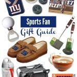 Sports Fan Gift Guide