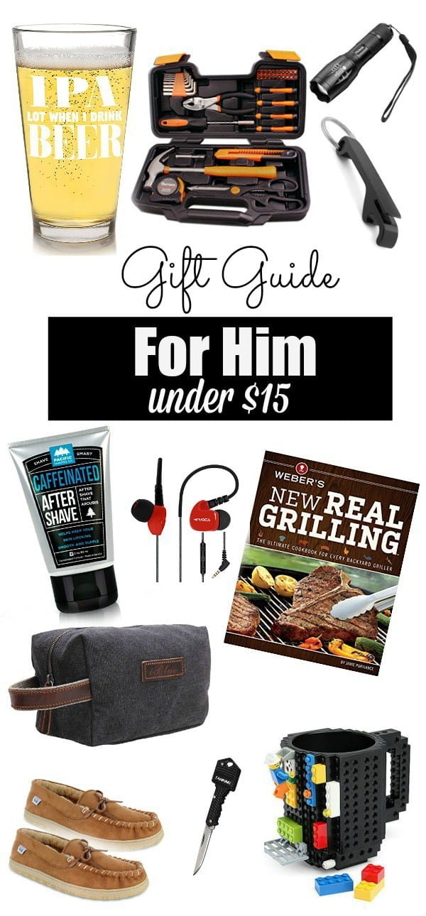 Gift Guide Gifts for Him