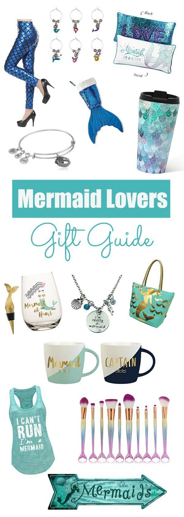 check out my girl lesleys awesome mermaid lovers gift guide hubby can have all the sports stuff as long as i get something mermaid for christmas