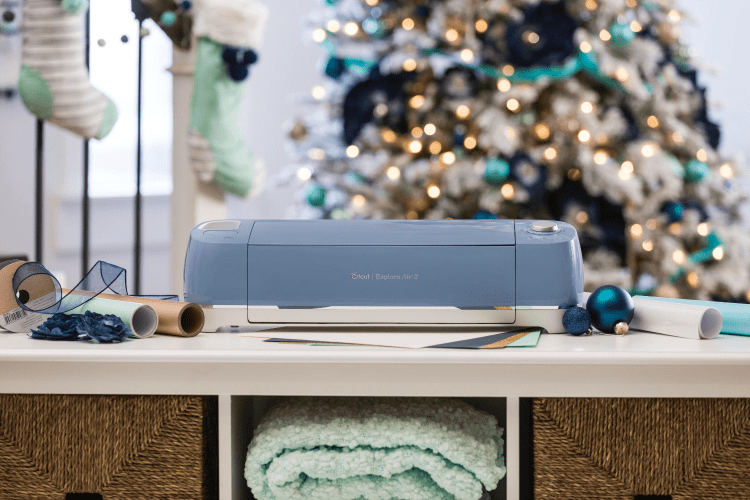 New Denim Blue Cricut Bundle