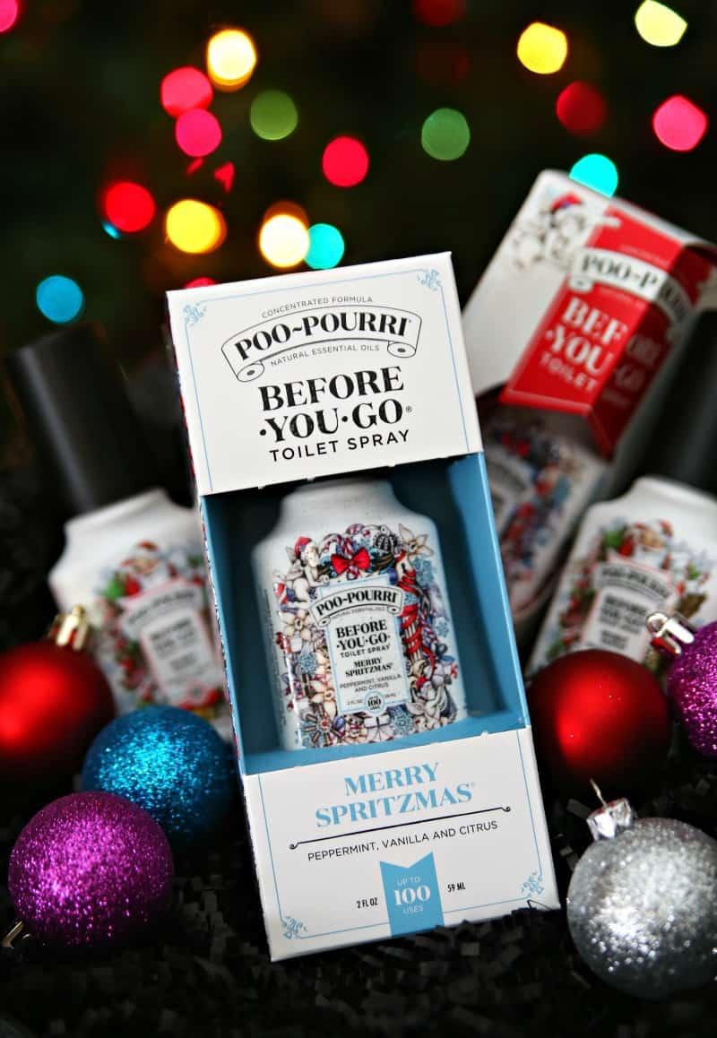 Poo-Pourri Gift Idea Secret Santa Gift
